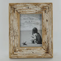 "Driftwood Photo Frame 3.5"" x 5"""