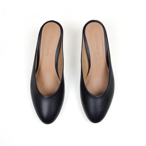 Coco Slip on Mule Black - Ariana Bohling
