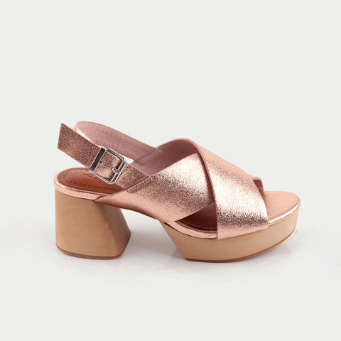 Jade Platform Rose Gold
