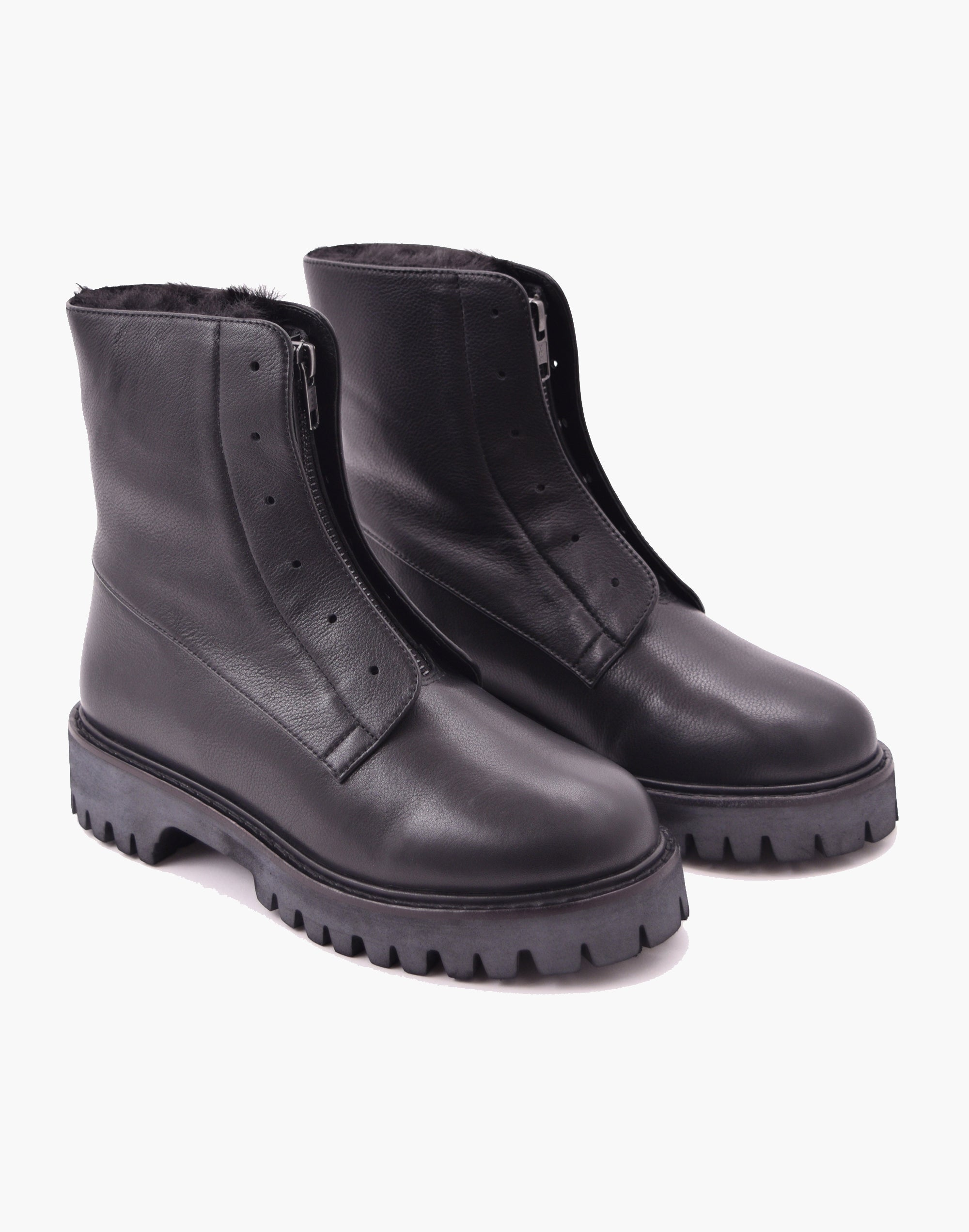 Kian All Weather Boot Black