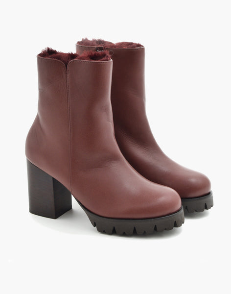Percy Winter Boot Vino
