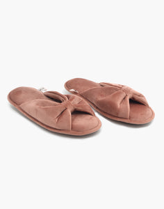 Spa Slide Slipper Blush