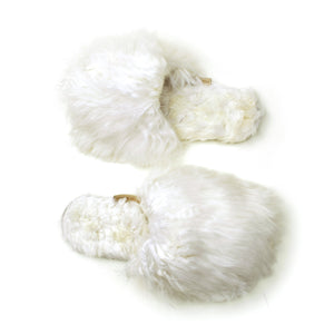 0a024885f865 Alpaca Fur Slippers   Slides – ArianaBohling