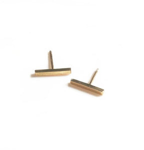 Selah Vie Bar stud earrings
