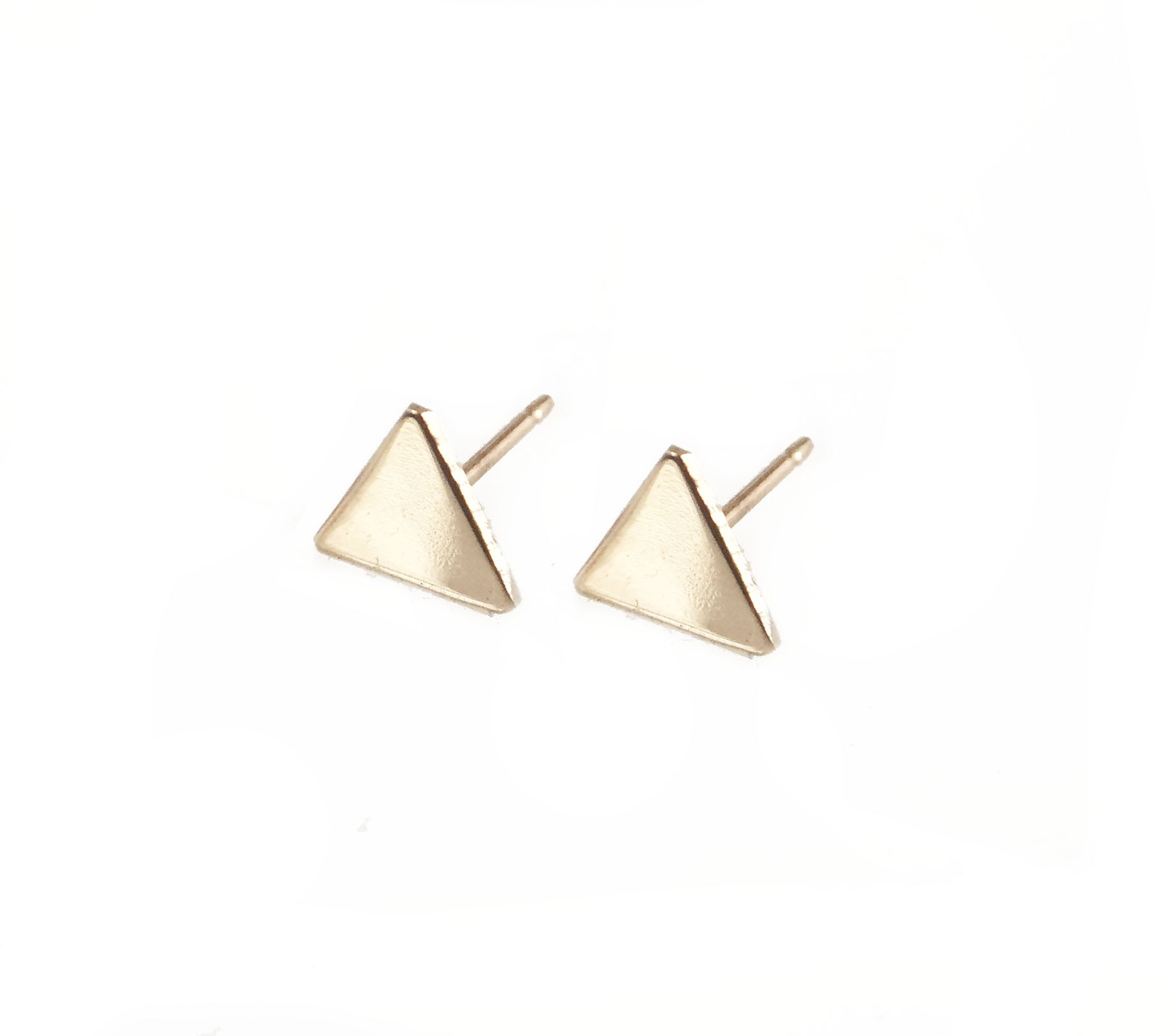 Selah Vie Triangle stud earrings