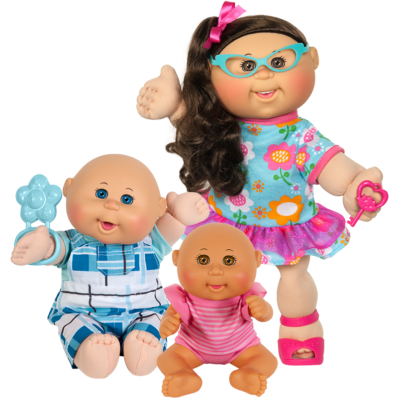 image relating to Cabbage Patch Logo Printable titled Cabbage Patch Children