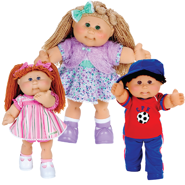 Our History Cabbage Patch Kids