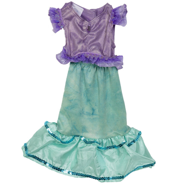 Lil Magical Mermaid Dress 16-17""
