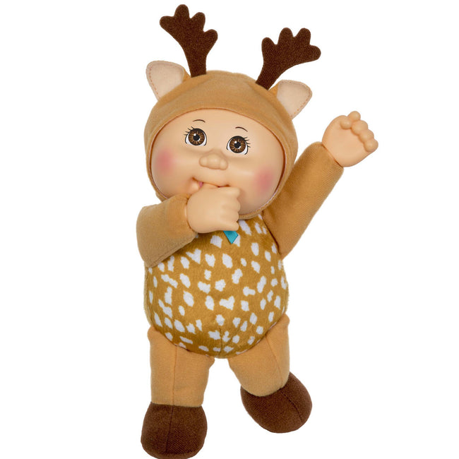 "9"" Cutie Woodland Friends Lt Br Deer Reynolds"
