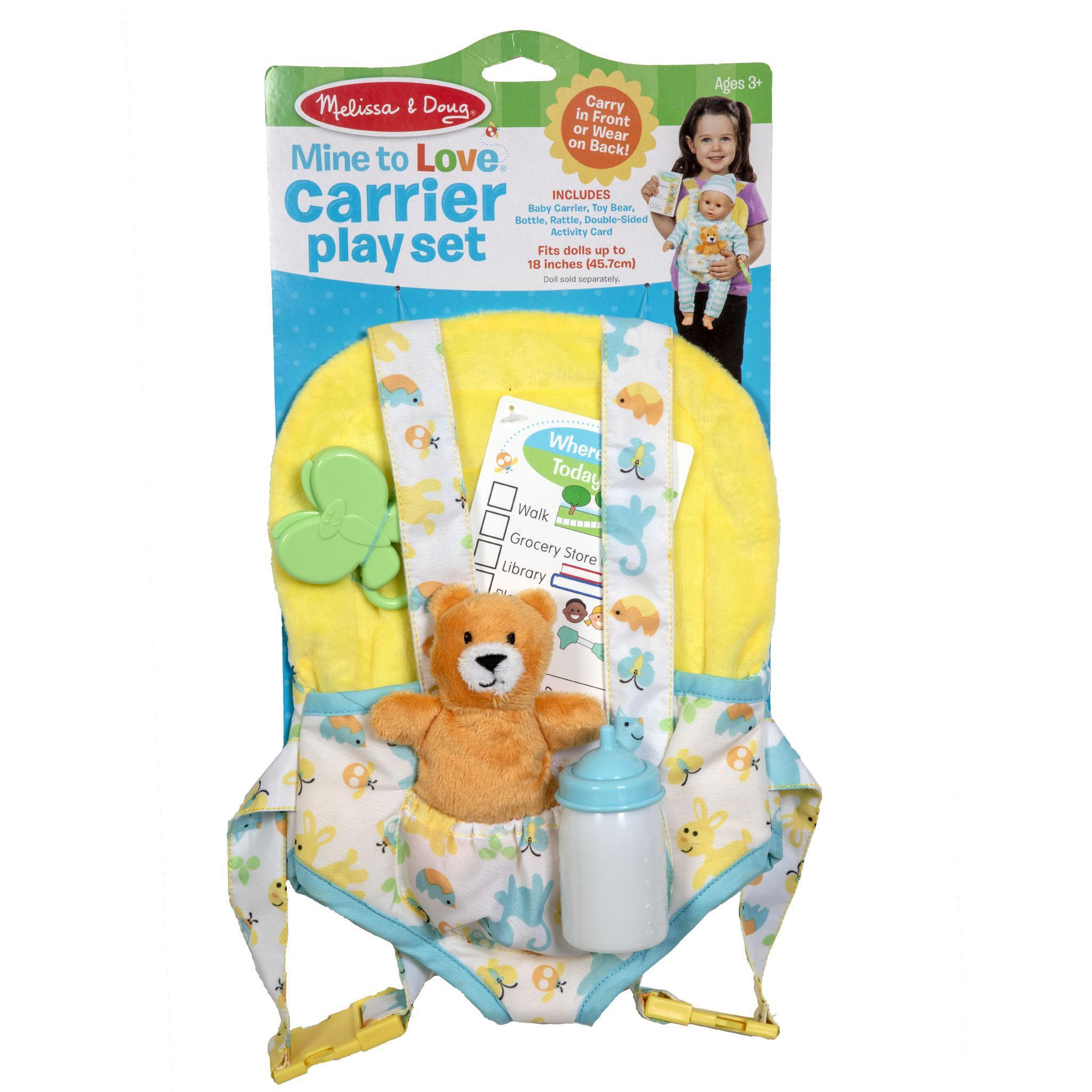 Mine to Love Carrier Playset