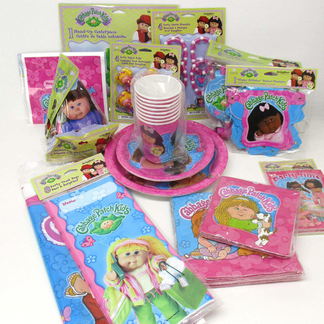 CPK Birthday Party Supply Package