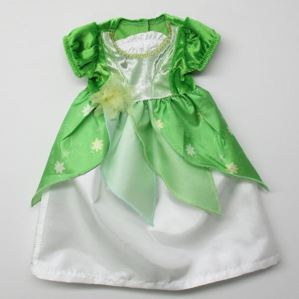 Lil Lily Pad Princess Green Dress 17-20""