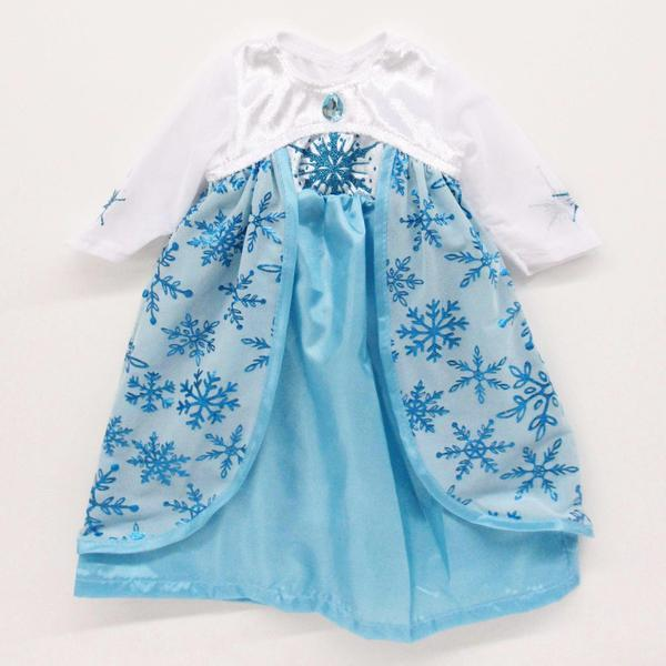 Lil Ice Princess Dress 20""