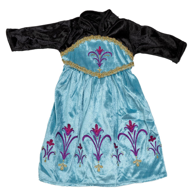 Lil Ice Queen Coronation Dress 16-17""