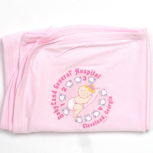 CPK Baby Blanket Pink