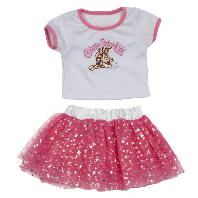 BabyLand Collection BunnyBee Tutu Fits 20""