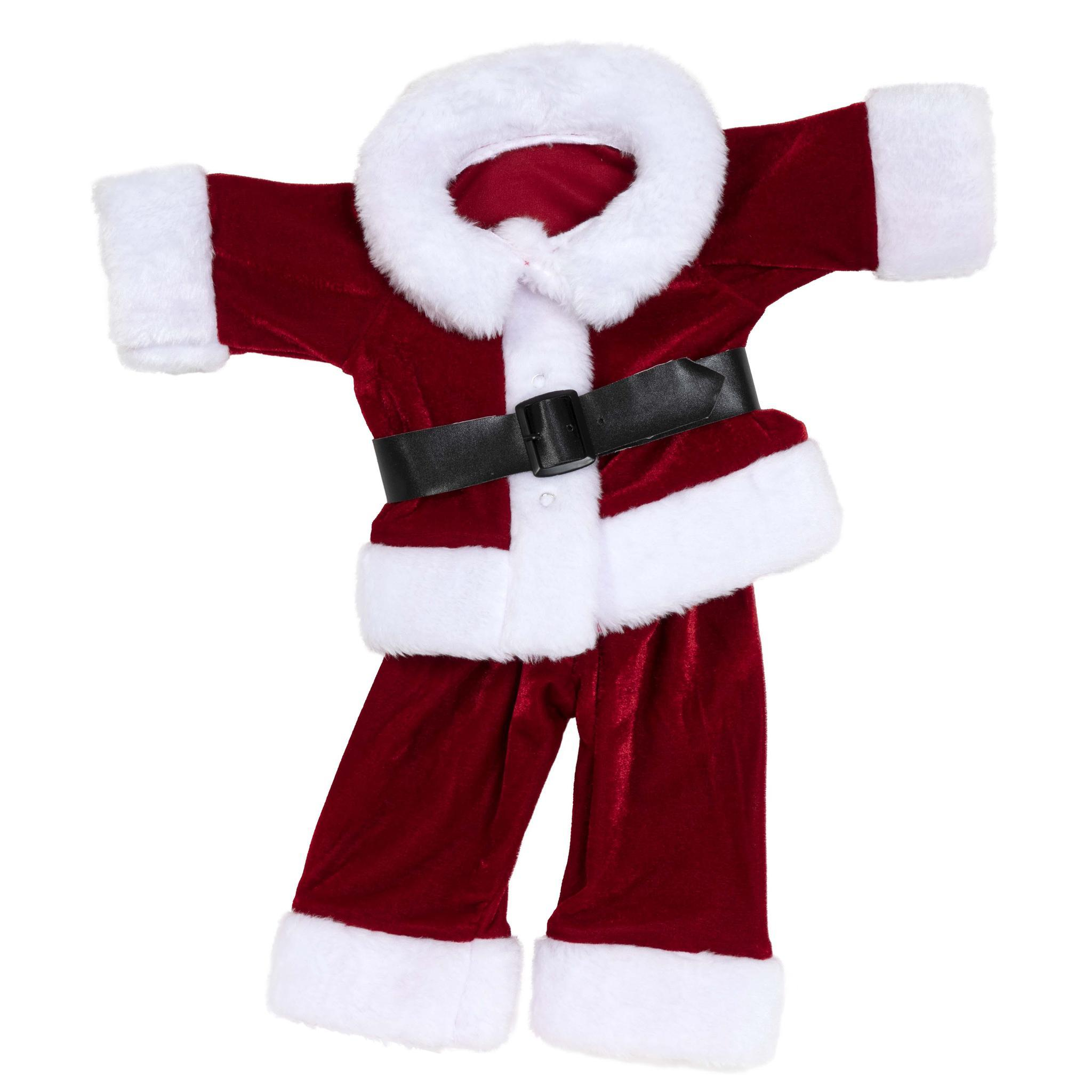 BabyLand Collection C Outfit Santa Suit
