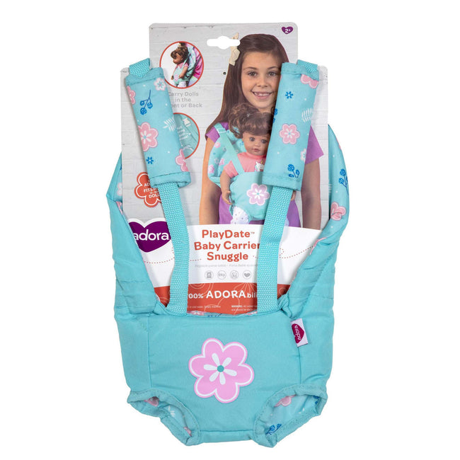 Flower Power Baby Carrier Snuggle