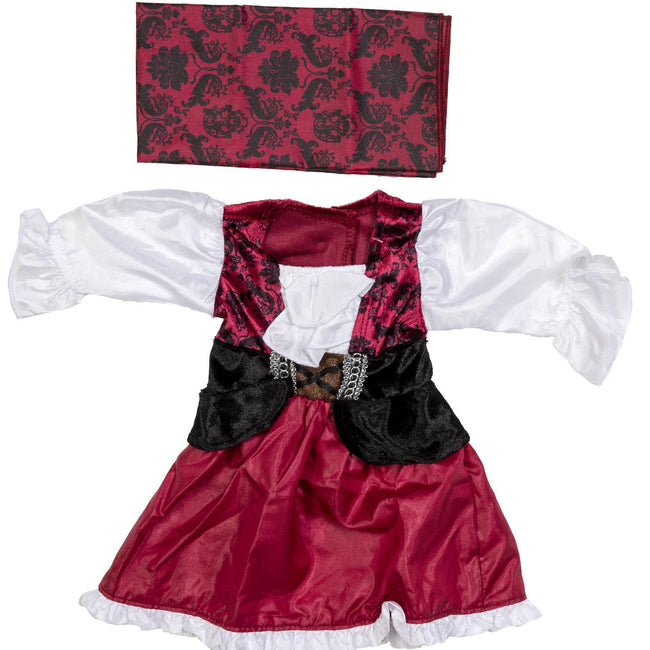 Lil Pirate Dress 16-17""