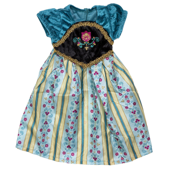 Lil Scandinavian Princess Coronation Dress 16-17""
