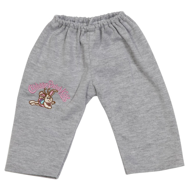 BabyLand Collection Grey BunnyBee Pants