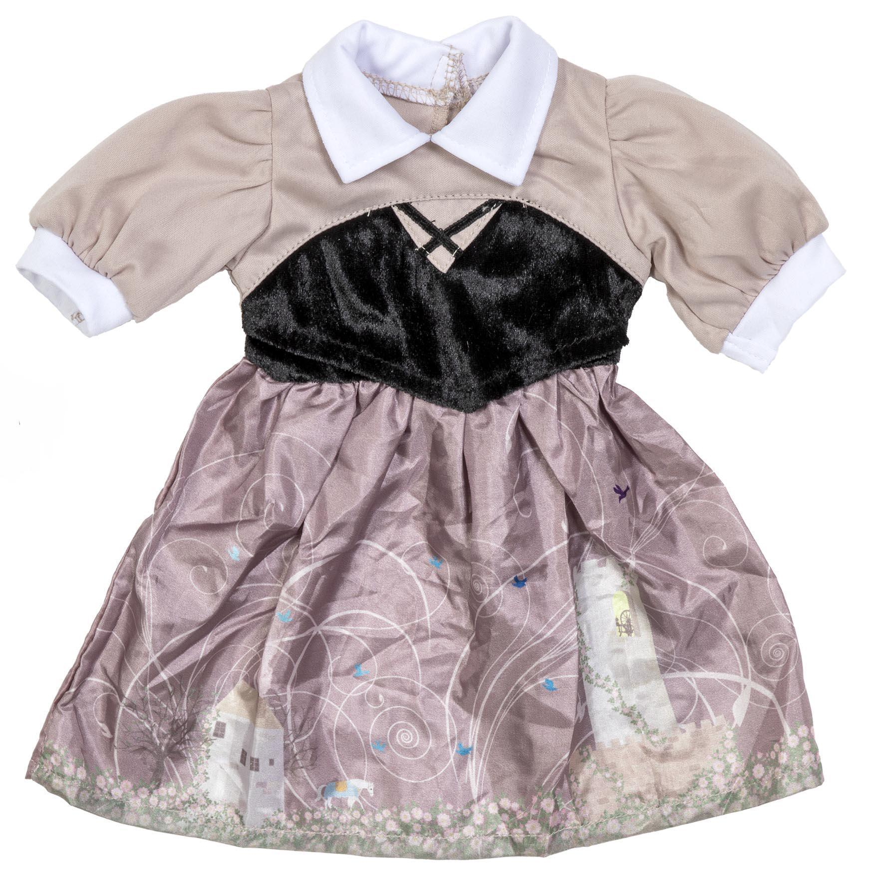 Lil Sleeping Beauty Day Dress 16-17""
