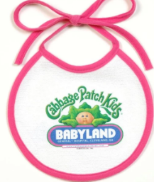 BLGH Baby Bib Strawberry