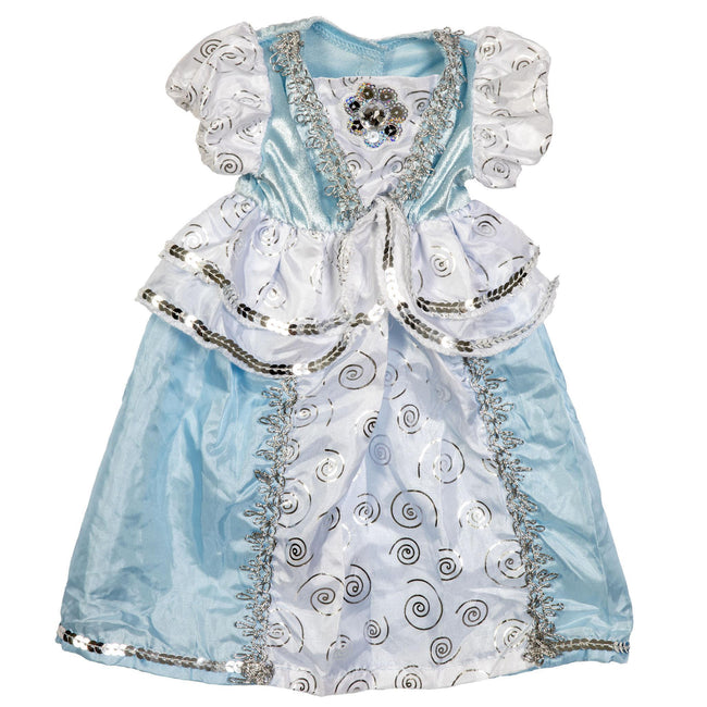 Lil Cinderella Dress 17""