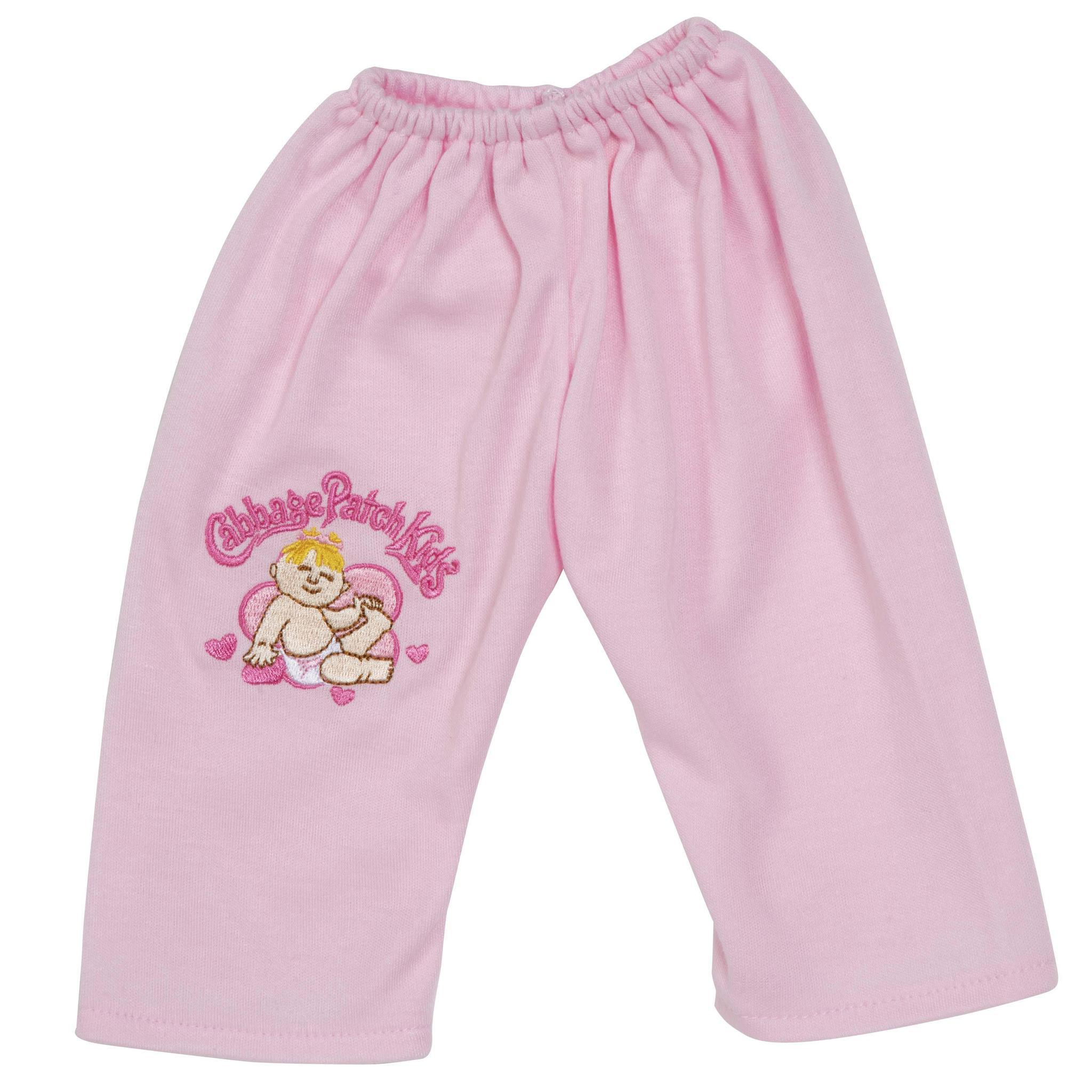 BabyLand Collection Pink Heart Pants