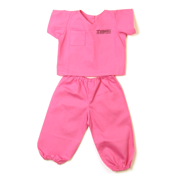 CPK Scrub Suit Pink / 22""