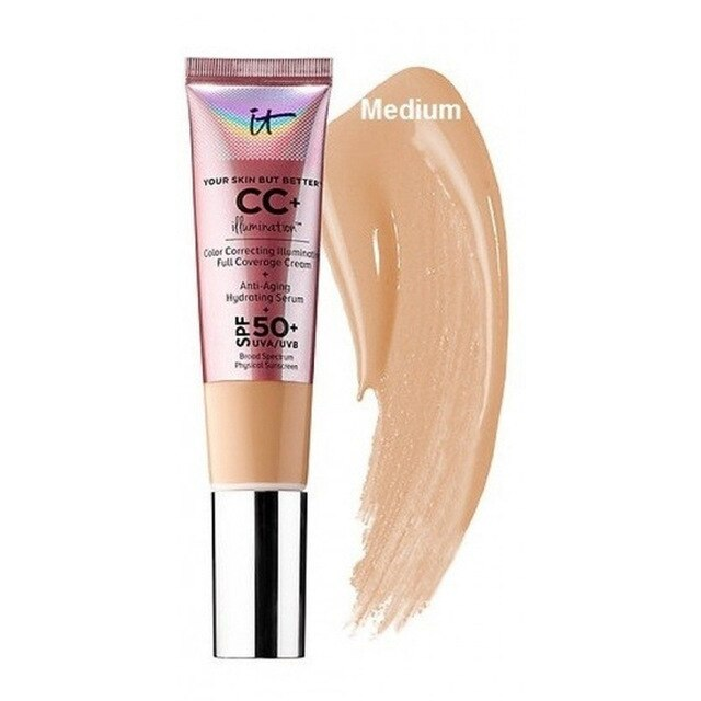 Face Concealer it cosmetics CC+ Cream Illumination