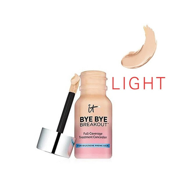 Face Concealer Makeup Cream Full-Coverage