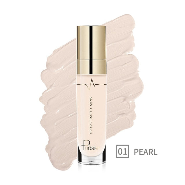 Face Contour Concealer Liquid Waterproof Full Coverage