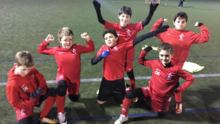 U9-13s Friday Training (only) and League Football Package