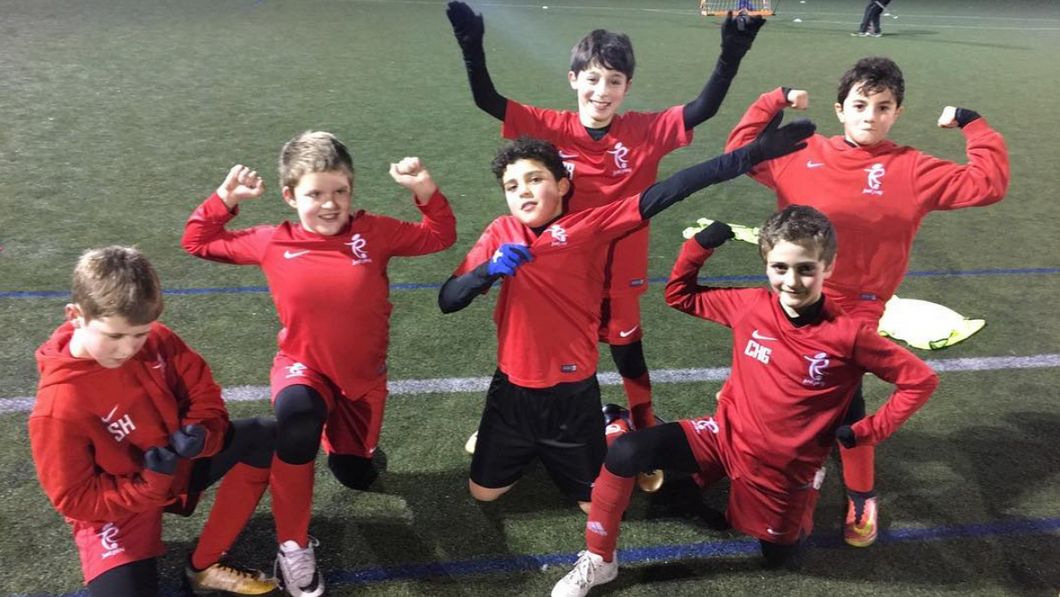 U8-13's Friday + Tuesday Training and League Football Package
