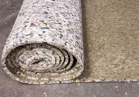 10mm Royal Gold Underlay - 10m roll (18.3 sqr mtr)