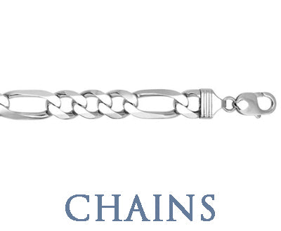 FASHION SILVER CHAINS