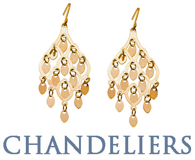 FASHION CHANDELIER EARRINGS