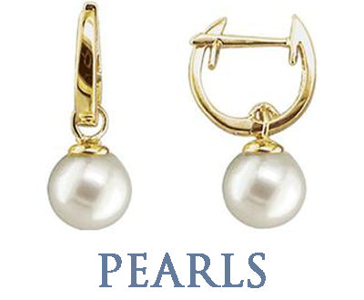 GOLD AND PEARLS 18K 14K 10K SILVERANDGOLD