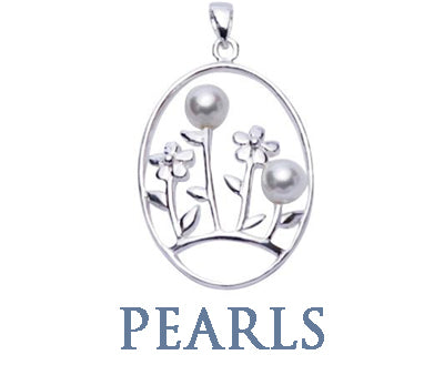 FASHION SILVER PEARLS MOTHER OF PEARL SILVERANDGOLD