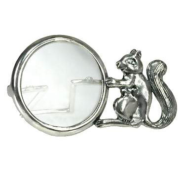 Sterling Silver Accessories: Squirrel Picture Frame