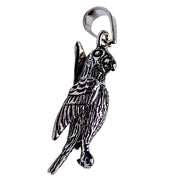 Sterling Silver Movable Eagle Pendant