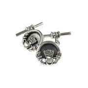 Celtic Friendship Sterling Silver Cufflinks | SilverAndGold