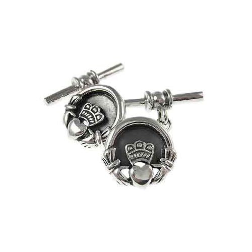 Sterling Silver Cuff Links - Friendship Links - SilverAndGold.com Silver And Gold