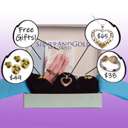 The Jewelry Box - 3 Months ($33/month & free shipping)