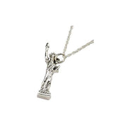Sterling Silver Statue Of Liberty Necklace