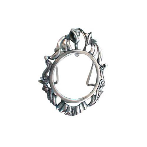 Ornate Sterling Silver Picture Frame - SilverAndGold.com Silver And Gold