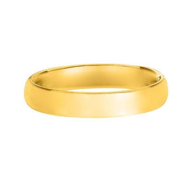 Solid 14K Yellow Gold Band 3MM