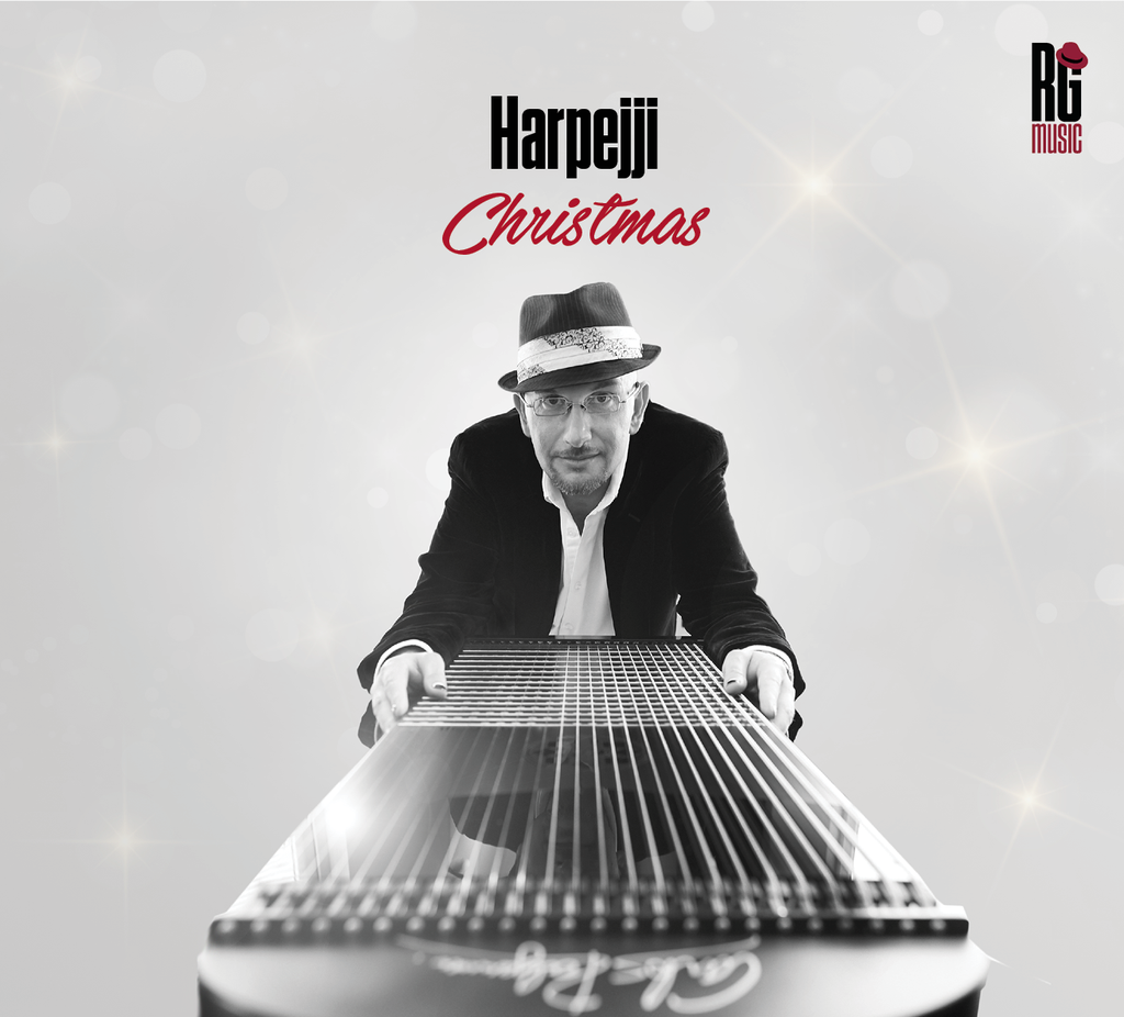 Harpejji Christmas EP - The RodgarBand - Audio CD
