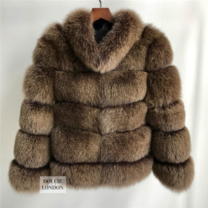 Bubble Coat with collar